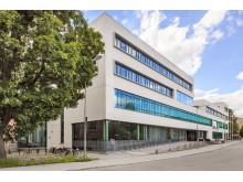 Försvarshögskolan, KTH, Stockholm