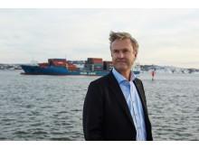 Magnus Kårestedt, vd Göteborgs Hamn