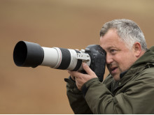 Canon EF 100-400mm f4.5-5.6L IS II USM, lifestyle Danny Green