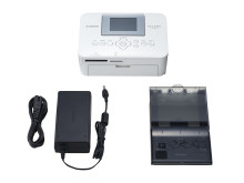 SELPHY CP1000 Whats in the box kit White