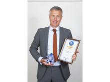 Anders Hagström i Örebro är Årets Hôtelier 2014
