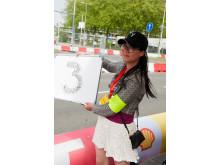 """Myselie Nguyen, prosjektleder for NTNU sitt lag """"DNV GL Fuel Fighter"""""""