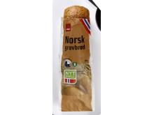 Norsk grovbrød på norsk mel2