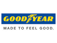 Goodyear logo with endline