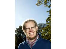 Martin Persson, forskarassistent vid avdelningen Fysisk resursteori, Chalmers