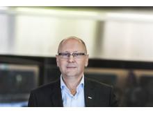 Klas Wåhlberg, vd Bombardier Transportation Sweden (2)