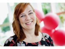 Anna Carlstedt ordförande Svenska Röda Korset