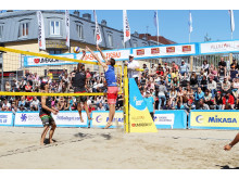 Swedish Beach tour 2014 i Umeå