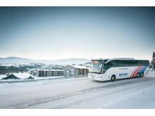 Swebus inleder samarbete med NOR-WAY Bussekspress för resor i Norge
