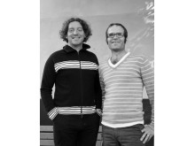 Per Franson och Mattias Wreland, Franson Wreland