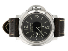 Klockor 7/2, Nr: 93, OFFICINE PANERAI, Luminor, Marina, Chronometer