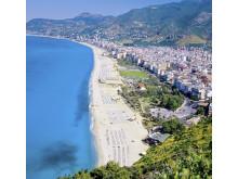Bravo Tours - Alanya Kleopratra strand