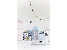 Kids room - houses - Photowall