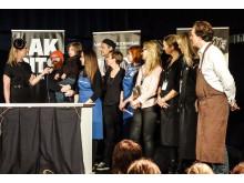 Finalister i Sveriges Favoritlakrits 2015 - Lakritsfestivalen 2015