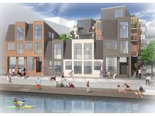 Midroc Property Development med Kamikaze Arkitekter
