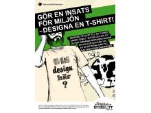 Affisch för designtävlingen