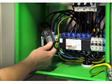 Wattguard – installation och optimering 'Gröna lådan'