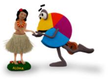 Mr Compricer Hula hula