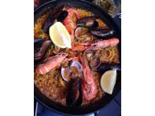 Paella på spanskt vis