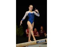 VM-gymnasten Ida Gustafsson VM Antwerpen 2013