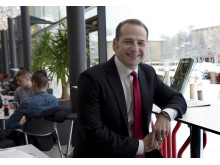 Ny rektor på Högskolan Kristianstad