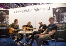 Folkhögskolor i Värmland på Kunskap & Framtid