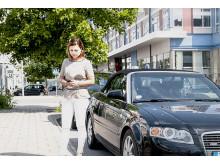 EasyPark Mobil parkering