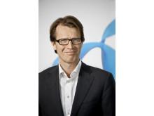 Mats Lundquist, affärsområdeschef bredband- och tv-tjänster, Telenor Sverige