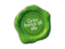 Grön Bonus
