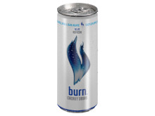 Coca-Cola Enterprises lanserer Burn Blue Refresh 1. mai 2012