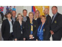 Svenska Gymnastikförbundets styrelse 2014 - 2016