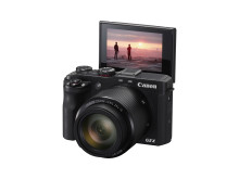 PowerShot G3 BK LCD 180 degrees
