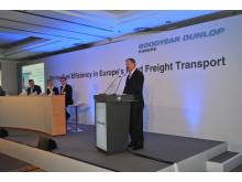 Truck symposium Siim Kallas