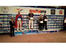 Turkish Open Taekwondo Richard Ordemann
