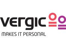 Vergic | logo | Vergic Engage Platform |  Makes IT personal