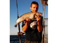 Sportfiskerekord på ny art: fjällbrosme