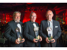 Norges kandidater i EY World Entrepreneur Of The Year 2014