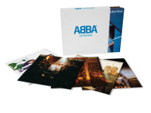 ABBA The Studio Albums Vinylbox