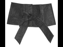 Blackheart Leather Obi Belt
