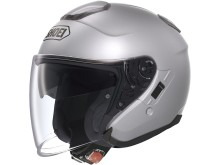 Shoei J-Cruise mc-hjälm, silver
