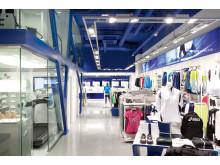 ASICS Flagship store Amsterdam interior 3