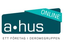A-hus Online logotype