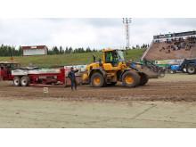 Volvo L60G - full pull under Målilla Tractor Power Meet