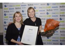 Etac pristagare MedTech Award 2015