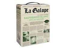 La Galope Sauvignon Blanc från Côtes de Gascogne!
