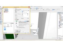 CLAGE förser Arkitekter, Designers och Ingenjörer med BIM-objekt