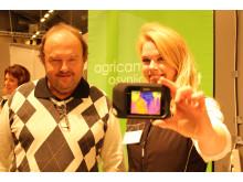 Ellinor Eineren, VD på Agricam - Elmia Lantbruk Djur & Inomgård 2015