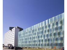 Parkeringshus i World Trade Center Lund
