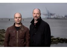 Jörg Beecken och Johan Mellqvist