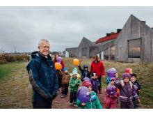 Fastighetsdirektör Fredrik Hjort, Kärnfastigheter, Helsingborgs stad